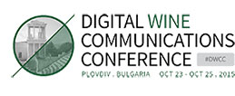 Digital Wine Communications Conference 2015